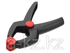 Струбцина быстрозажимная ЗУБР 32246-85, МАСТЕР, 85 мм
