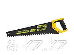 Ножовка по пенобетону STAYER 2-15096, PROFI DEEP HARD, 2-комп. ручка, шаг зуба 20 мм, 500 мм