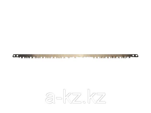 Полотно GRINDA по дереву для лучковой пилы, 530мм, 1552-S-53, фото 2