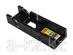 Стусло STAYER 1541-2,5, STANDARD, пластмассовое, ударопрочной ABS - пластик, MIDI-PLUS, для заготовок до 65 х 35 мм