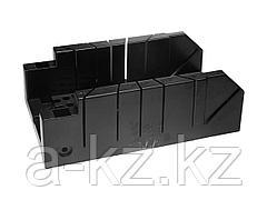 Стусло STAYER 1542-4,5, PROFI, пластиковое, с эксцентриковыми креплениями, ударопрочной ABS - пластик, MAXI-PLUS, для заготовок до 110 х 75 мм