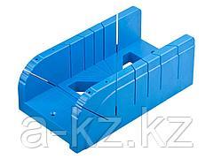 Стусло ЗУБР 15393-115, ЭКСПЕРТ, пластиковое, для заготовок до 115 х 70 мм, 4 угла запила