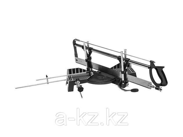 Стусло поворотное с пилой STAYER 1546, MASTER, 550 мм, фото 2