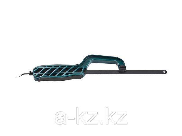 Ножовка ручка по металлу KRAFTOOL, пластмассовая рукоятка, 300 мм, фото 2