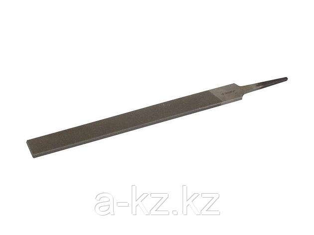 Напильник плоский ЗУБР 1610-20-3_z01, ЭКСПЕРТ, № 3, 200 мм, фото 2
