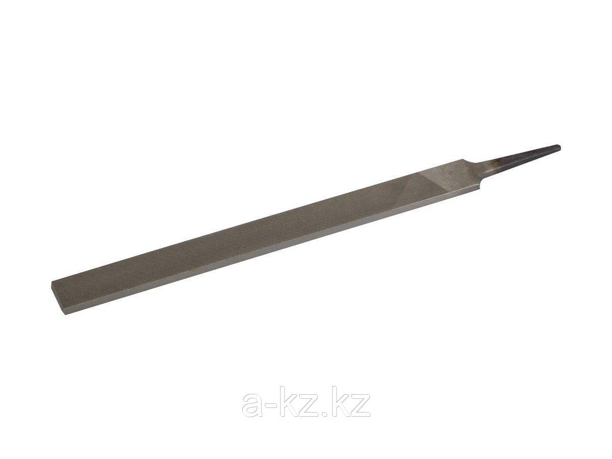 Напильник плоский ЗУБР 1610-30-2, ЭКСПЕРТ, № 2, 300 мм