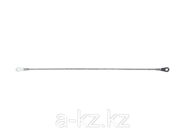 Полотно-струна KRAFTOOL, с напылением из карбида вольфрама, 300мм, фото 2
