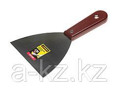 Шпатель строительный металлический STAYER 1003-120, MASTER c пластмассовой ручкой, 120мм