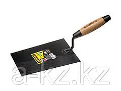 Кельма отделочника STAYER с деревянной усиленной ручкой КО, 0821-1