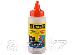 Краска STAYER для разметочной нити, красная, 115г, 2-06401-2_z01