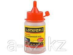 Краска STAYER для разметочных шнуров, красная, 50г, 0640-2_z01