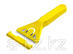Скребок STAYER STANDARD, пластмассовый корпус, 50мм, 0851_z01