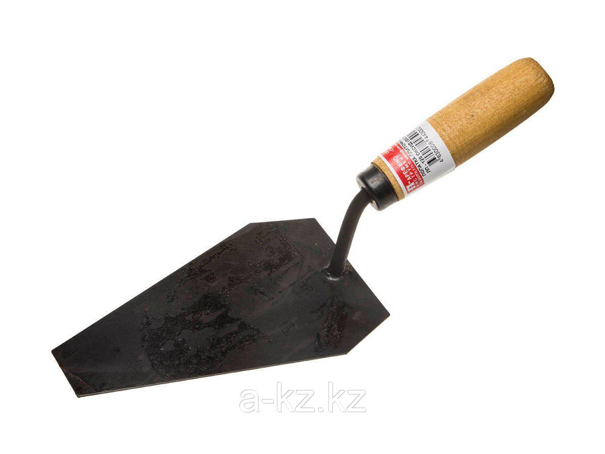 Кельма бетонщика с деревянной ручкой КК, 0820-5