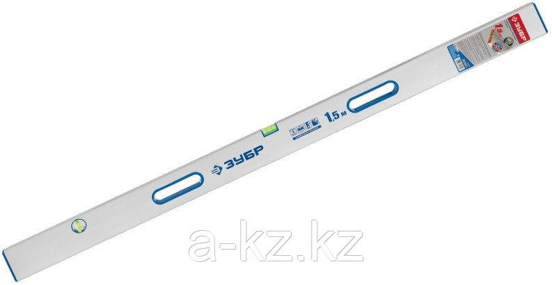 """Правило-уровень STAYER """"PROFI"""", алюминиевый, 2 глазка,  2 ручки, 3,0м"""