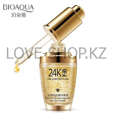 24 К Золотое жидкое эфирное масло.