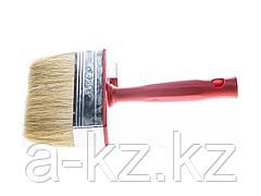Кисть макловица малярная ЗУБР 01825-12, УНИВЕРСАЛ - МАСТЕР, КМ-25, светлая натуральная щетина, 30 х 120 мм