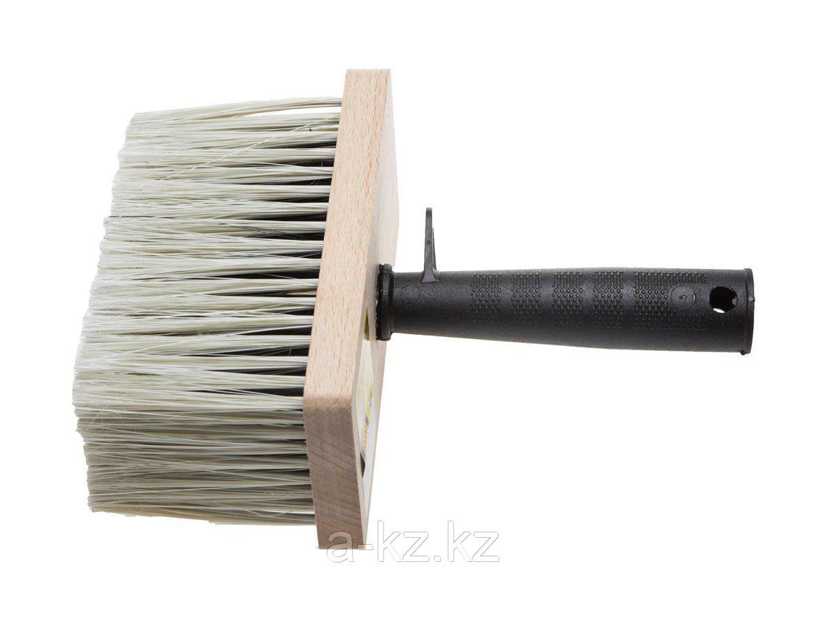 Кисть макловица малярная STAYER 0183-15, PROFI MAXI, искусственная щетина, деревянный корпус, 70 x 150 мм