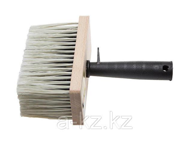 Кисть макловица малярная STAYER 0183-15, PROFI MAXI, искусственная щетина, деревянный корпус, 70 x 150 мм, фото 2