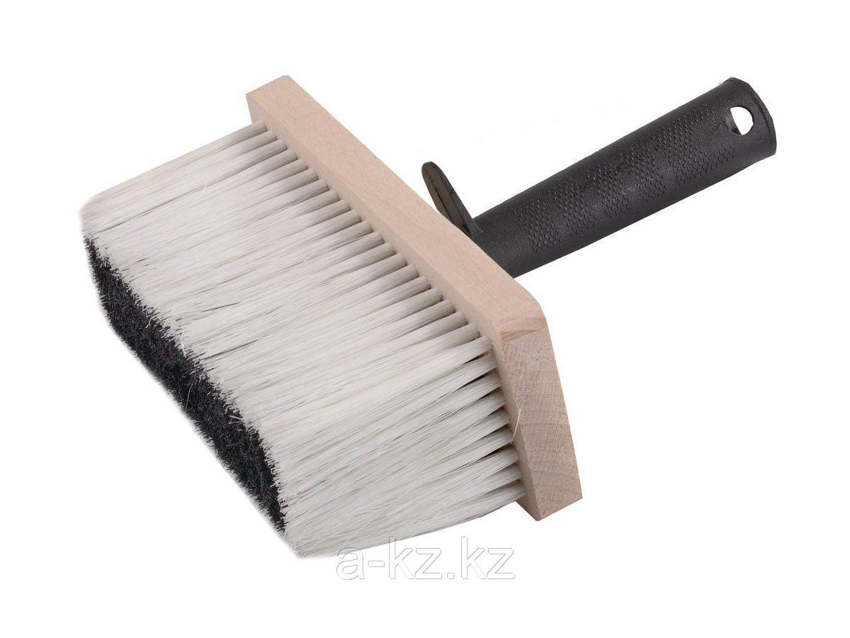 Кисть макловица малярная STAYER 0183-17, PROFI MAXI, искусственная щетина, деревянный корпус, 70 x 170 мм