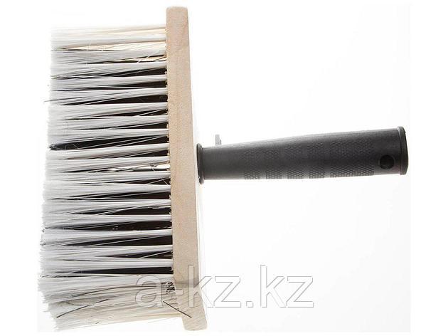 Кисть макловица малярная STAYER 01831-17_z01, MASTER, деревянный корпус, искусственная щетина, 70 х 170 мм, фото 2