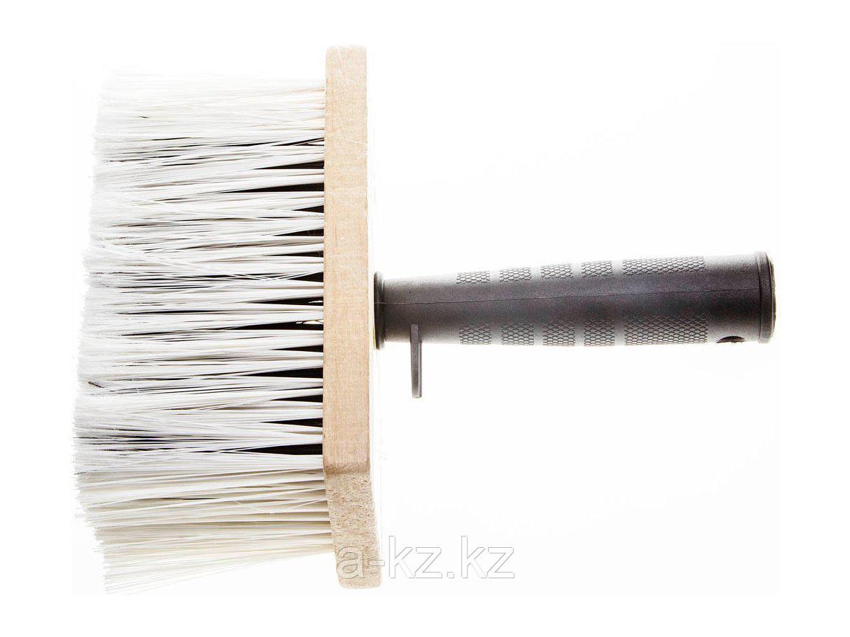 Кисть макловица малярная STAYER 01831-15_z01, MASTER, деревянный корпус, искусственная щетина, 70 х 150 мм