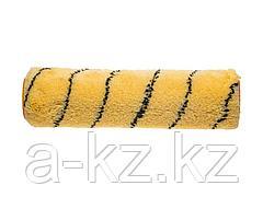 Ролик для малярных валиков STAYER 02182-24, PROFI DUALON ПОЛИАКРИЛ ворс 12мм, бюгель 8мм, 48x240мм