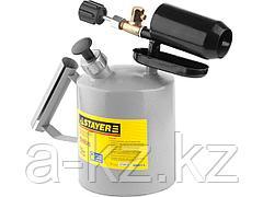 Паяльная лампа бензиновая STAYER 40655-1.5, PROFI, стальная, 1,5 л