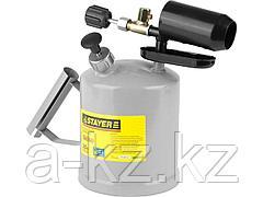 Паяльная лампа бензиновая STAYER 40655-2.0, PROFI, стальная, 2,0 л
