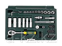 Набор инструментов торцевые головки и биты KRAFTOOL 27881-H37_z02, EXPERT QUALITAT, 36 предметов