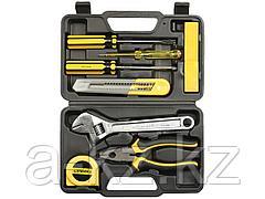 Набор слесарного инструмента STAYER 2205-H8, STANDARD универсальный для ремонтных работ, 8 предметов