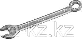 Ключ комбинированный СИБИН, оцинкованный, 11мм