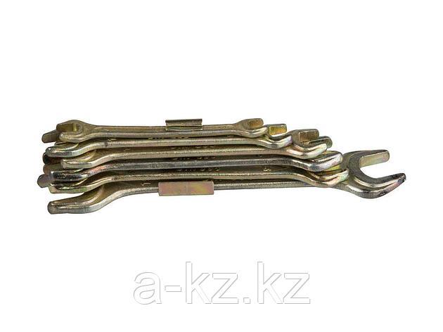 Набор рожковых ключей STAYER ТЕХНО, 6-19мм, 6 предметов, 27040-H6, фото 2