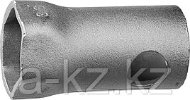 Ключ гаечный торцовый трубчатый СИБИН, 55мм