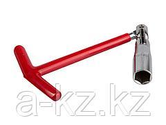 Ключ свечной STAYER с шарниром, 16мм, 2750-16