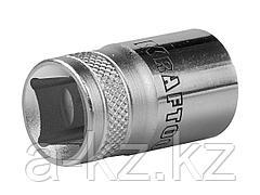 Торцовая головка KRAFTOOL 27801-15_z01, INDUSTRIE QUALITAT, Cr-V, SUPER-LOCK, хромосатинированная, 1/2, 15 мм
