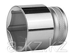Торцовая головка KRAFTOOL 27801-32_z01, INDUSTRIE QUALITAT, Cr-V, SUPER-LOCK, хромосатинированная, 1/2, 32 мм