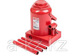 Домкрат гидравлический бутылочный ЗУБР 43060-50, ЭКСПЕРТ, 50 т, 300 - 480 мм