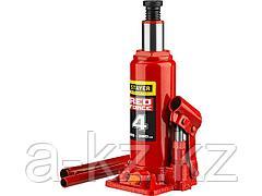 Домкрат гидравлический бутылочный STAYER 43160-4_z01, RED FORCE, 4 т, 195 - 380 мм