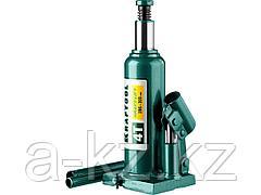 Домкрат гидравлический бутылочный KRAFTOOL 43462-4_z01, Kraft-Lift, сварной, 4 т, 206 - 393 мм