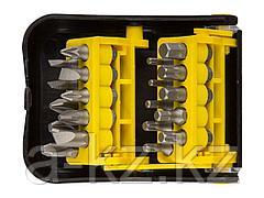 Набор бит для шуруповерта STAYER 26085-H20, биты в боксе, Сr-V, 25 мм, 20 предметов