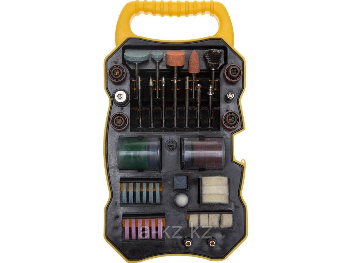Насадки для гравера набор STAYER 29901-H82, MASTER, 82 предмета, пластиковый кейс