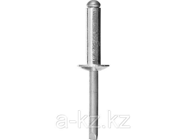 Заклепки вытяжные STAYER 3120-48-12, PROFIX, алюминиевые, 4,8х12мм, 50 шт., фото 2
