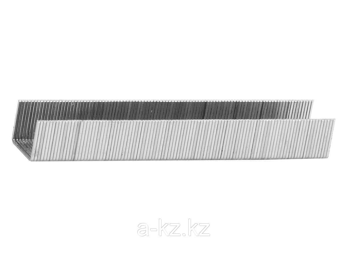 Скобы для степлера механического STAYER 3160-12, PROFI, закаленные, тип 53, красные, 12мм, 1000шт.