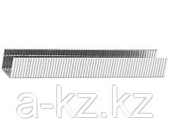 Скобы для степлера механического STAYER 31610-06, PROFI, закаленные, тип 140, зеленые, 6мм, 1000шт.