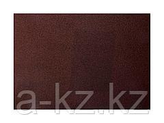 Шкурка шлифовальная 3544-12, водостойкая, на тканной основе, № 12, 17 х 24 см, 10 листов