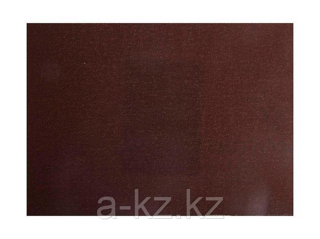 Шкурка шлифовальная 3544-25, водостойкая, на тканной основе, № 25, 17 х 24 см, 10 листов, фото 2