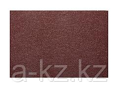 Шкурка шлифовальная 3544-40, водостойкая, на тканной основе, № 40, 17 х 24 см, 10 листов
