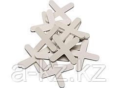 Крестики STAYER для кафеля, 4мм, 100шт, 3380-4