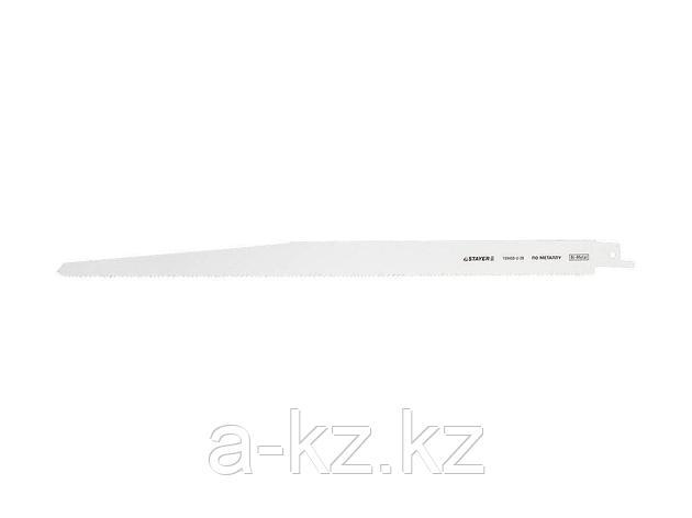Полотно STAYER PROFI  S1222VF к саб эл.ножов Bi-Met,универс с перем шаг зубьев, мет.трубы до 6, 159450-U-28, фото 2