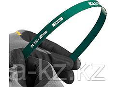 Полотно гибкое Max Flex, KRAFTOOL 15941-24-S2, безопасное, с волнообразной разводкой, 24 TPI, 2шт, 300мм